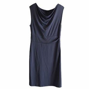Ann Taylor Sheath Midi Dress 12